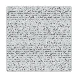 Hero Arts leimasin Script Bold Prints