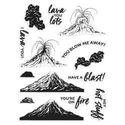 Hero Arts leimasinsetti Volcano Heroscape