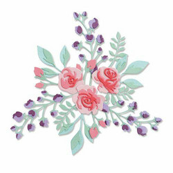 Sizzix Thinlits stanssisetti Floral Layers #2