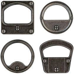 Tim Holtz Idea-Ology Metal -koristeet, Gauge Frames