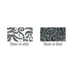 Finnabair Art Extravagance Jewel Texture Pasta, sävy Sparkling Onyx