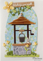 Marianne Design stanssisetti Wishing Well