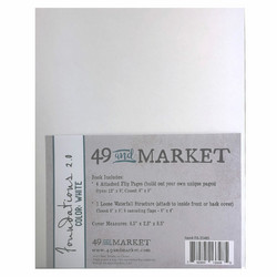49 and Market Foundations Chipboard  -Albumi