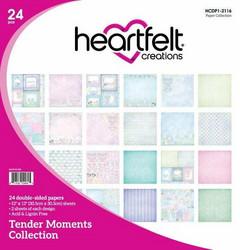 Heartfelt Creations Paperipakkaus Tenders Moments