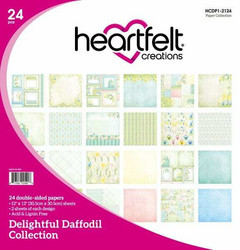 Heartfelt Creations Paperipakkaus Delightful Daffodil