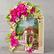 Heartfelt Creations Tulip Cart & Fence -leimasin