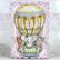 Heartfelt Creations Baby's Air Balloon -leimasin