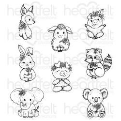 Heartfelt Creations Baby's Friends -leimasin