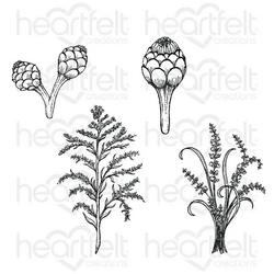 Heartfelt Creations Floral Shoppe Fillers -leimasin