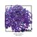 Studio Katia koristeet Royal Purple, tekokristallit