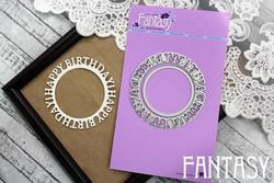 Fantasy Dies stanssi Happy Birthday
