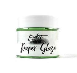Picket Fence Paper Glaze, sävy Lime Zinnia