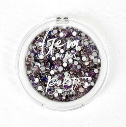 Picket Fence Gem Mixes - Purple Side of a Rainbow -koristeet