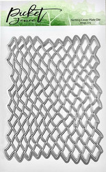 Picket Fence stanssi Netting Cover Plate