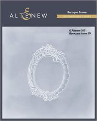 Altenew 3D kohokuviointikansio Baroque Frame
