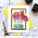Altenew Build-A-Flower Coneflower stanssi- ja leimasinsetti
