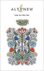 Altenew Folk Art -stanssi