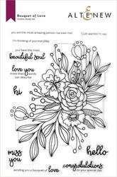 Altenew Bouquet of Love -leimasinsetti
