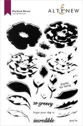 Altenew Marbled Bloom -leimasinsetti