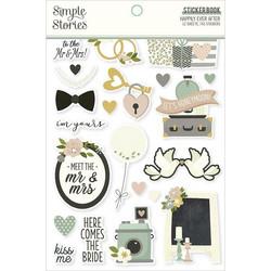 Simple Stories tarrakirja Simple Happily Ever After
