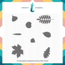 Trinity Stamps sapluuna Autumn Rainbow