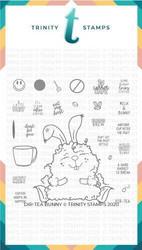 Trinity Stamps leimasin Dir-TEA Bunny