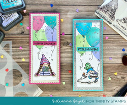 Trinity Stamps leimasin Make A Wish