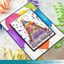 Trinity Stamps stanssi Just For You
