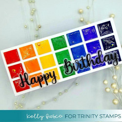 Trinity Stamps stanssi Hip to be Square