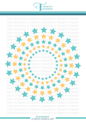 Trinity Stamps sapluunasetti Superstar, 6