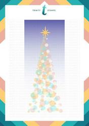 Trinity Stamps sapluunasetti Tree of Lights, 6