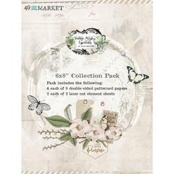 49 and Market paperipakkaus Vintage Artistry Essentials