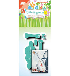 Joy! crafts Message In The Bottle -stanssi