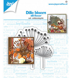 Joy! crafts Dill Flower -stanssi