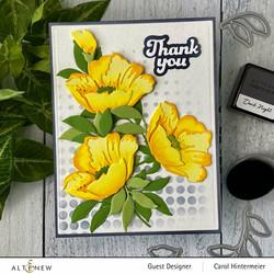 Altenew Craft-A-Flower: Buttercup -stanssisetti