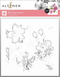 Altenew Bitterroot Flower -sapluunasetti