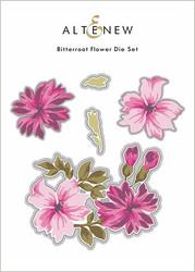 Altenew Bitterroot Flower -stanssi
