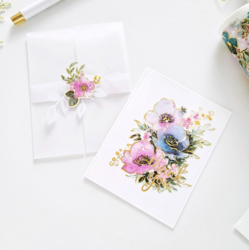 Pinkfresh Studio washi-teippi Anemone Magic