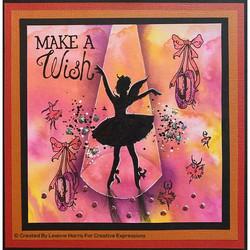 Pink Ink Designs leimasinsetti Dandelion Ballet