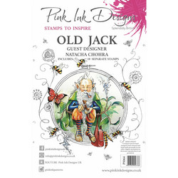 Pink Ink Designs leimasinsetti Old Jack