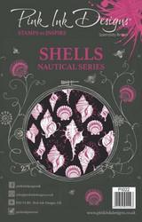 Pink Ink Designs leimasinsetti Shells