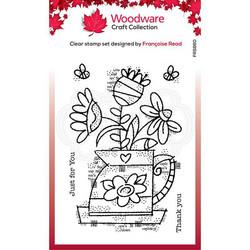 Woodware leimasin Flower Jug