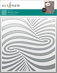 Altenew Illusion Twist -sapluuna
