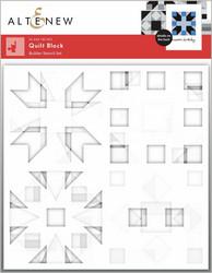 Altenew Quilt Block -sapluunasetti