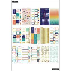 Mambi Happy Planner Value Pack -tarrapakkaus Good Vibes