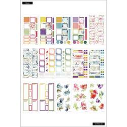 Mambi Happy Planner Value Pack -tarrapakkaus Teacher Florals