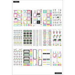 Mambi Happy Planner Value Pack -tarrapakkaus Teacher - Stick Girls