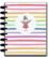 Mambi Classic Planner -kalenteri, Stick Girl, 12 kk päivätty