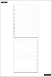 Mambi Classic Filler Paper paperipakkaus, Rock This