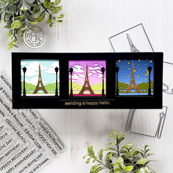 Hero Arts stanssisetti Looking Glass Paris